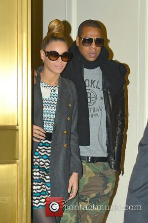 Beyonce, Jay-Z, Bergdorf Goodman and Christmas Eve