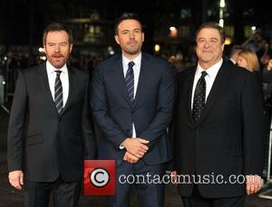 Bryan Cranston, Ben Affleck and John Goodman