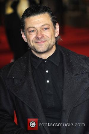 Andy Serkis 56th BFI London Film Festival: Great Expectations - closing film held at the Odeon West End - Arrivals...
