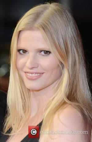 Lara Stone, Great Expectations, Odeon, Leicester Square, London and England