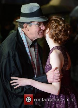 Mike Newell, Helena Barlow, Great Expectations, Odeon, Leicester Square, London and England