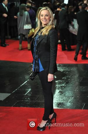 Tamzin Outhwaite 56th BFI London Film Festival: Great Expectations - closing film held at the Odeon West End - Arrivals....