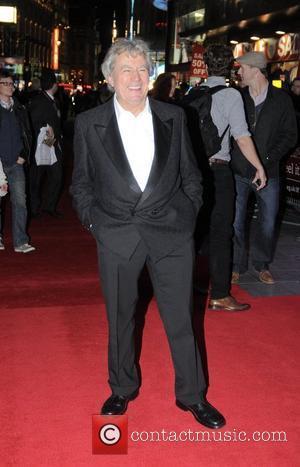 Terry Jones  56th BFI London Film Festival' A Liar's Autobiography' held at  Empire Cinema London, England - 16.10.12,