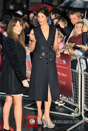 Gemma Arterton and Odeon West End