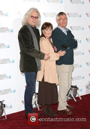 Billy Connolly, Pauline Collins and Tom Courtney