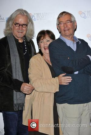 Billy Connolly, Pauline Collins and Tom Courtenay