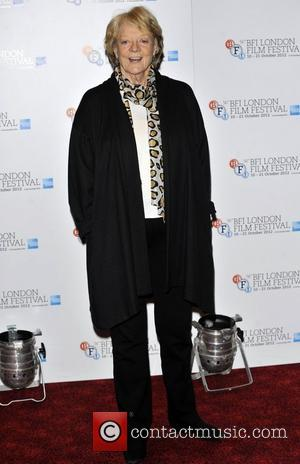 Maggie Smith, 56th London BFI Festival