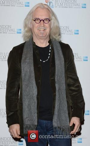 Billy Connolly  56th BFI London Film Festival - Quartet - Premiere Arrivals  London, England - 15.10.12