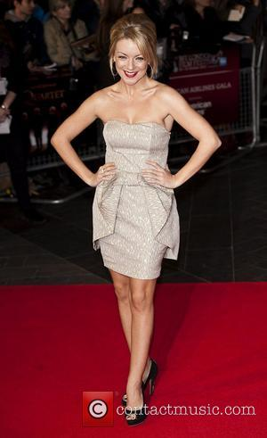 Sheridan Smith and Odeon Leicester Square
