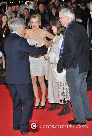 Dustin Hoffman, Pauline Collins and Sheridan Smith