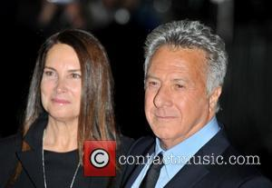 Dustin Hoffman and guest 56th BFI London Film Festival: Quartet - American Airlines gala held at the Odeon Leicester Square...