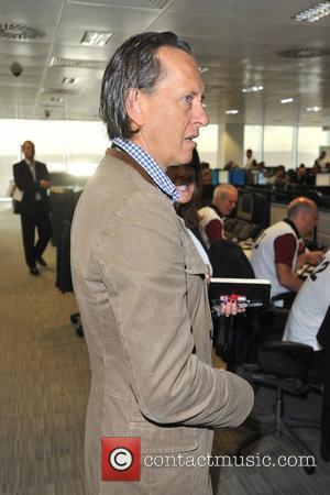 Richard E Grant BGC Annual Global Charity Day held at Churchill Place. London, England - 11.09.12