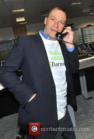 Dominic West BGC Annual Global Charity Day held at Churchill Place. London, England - 11.09.12
