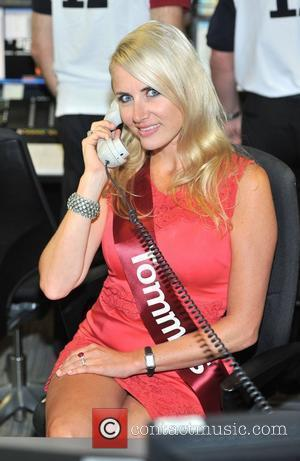 Nancy Sorrell BGC Annual Global Charity Day held at Churchill Place. London, England - 11.09.12