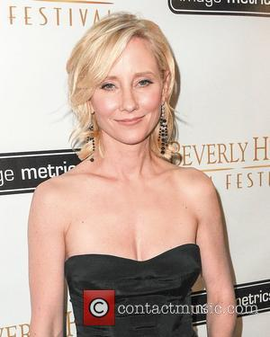 Anne Heche 12th Annual Beverly Hills Film Festival - Premiere of 'The Black Tulip'- Arrivals Los Angeles, USA - 25.04.12