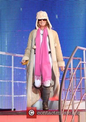 Paula Hamilton and Celebrity Big Brother