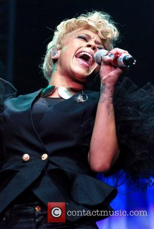 Keyshia Cole Big Jam 2012 in Chicago Chicago, Illinois - 16.11.12