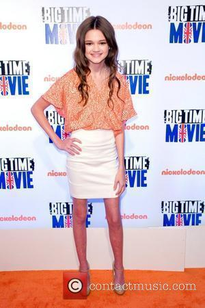 Ciara Bravo 'Big Time Movie' New York Premiere at 583 Park Avenue - Arrivals New York City, California - 08.03.12