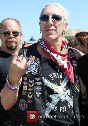 Dee Snider leads the 10th Annual March of Dimes 'Bikers for Babies' Long Island, New York - 15.09.12