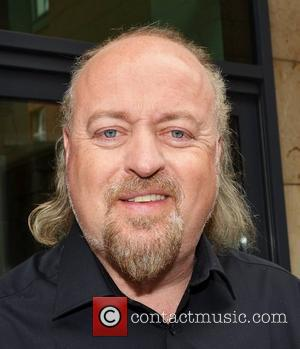 Comedian Bill Bailey outside Newstalk Studios ahead of his upcoming concerts at The Olympia this weekend Dublin, Ireland - 01.06.12.