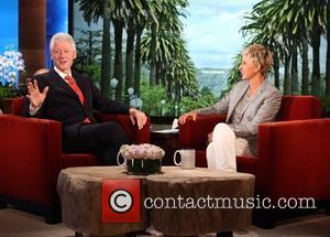 "President Bill Clinton makes an appearance on ""The Ellen DeGeneres Show"" on Thursday, May 3rd and discusses what he misses..."