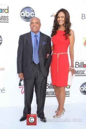Berry Gordy, Eskedar Gobeze 2012 Billboard Music Awards, held at MGM Grand Garden Arena - Arrivals Las Vegas, Nevada -...