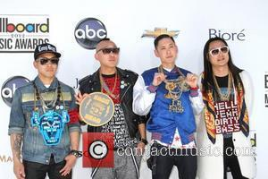 Far East Movement 2012 Billboard Music Awards, held at MGM Grand Garden Arena - Arrivals Las Vegas, Nevada - 20.05.12