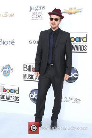 Gavin DeGraw 2012 Billboard Music Awards, held at MGM Grand Garden Arena - Arrivals Las Vegas, Nevada - 20.05.12
