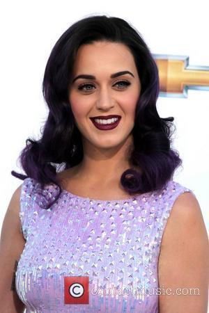 Katy Perry Gets A Call From Russell Brand Over Movie