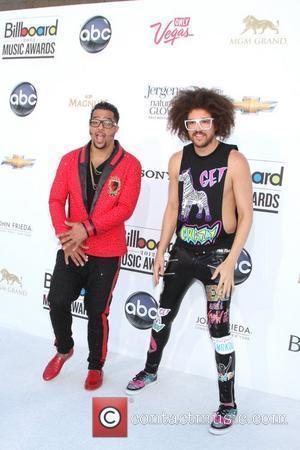 LMFAO 2012 Billboard Music Awards, held at MGM Grand Garden Arena - Arrivals Las Vegas, Nevada - 20.05.12