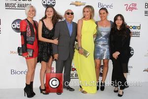 Max Azria, Lubov Azria, Family 2012 Billboard Music Awards, held at MGM Grand Garden Arena - Arrivals Las Vegas, Nevada...