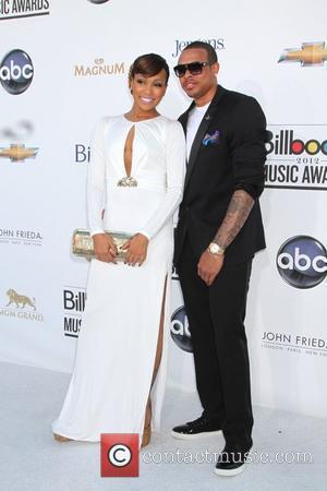 Monica, Shannon Brown 2012 Billboard Music Awards, held at MGM Grand Garden Arena - Arrivals Las Vegas, Nevada - 20.05.12