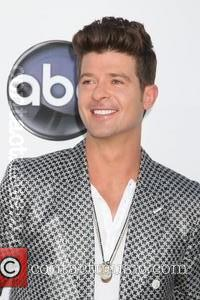 Robin Thicke Not Ready For More Kids