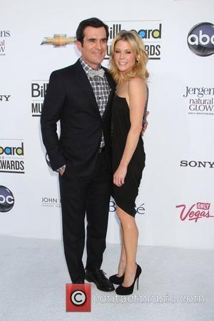 Ty Burrell and Julie Bowen