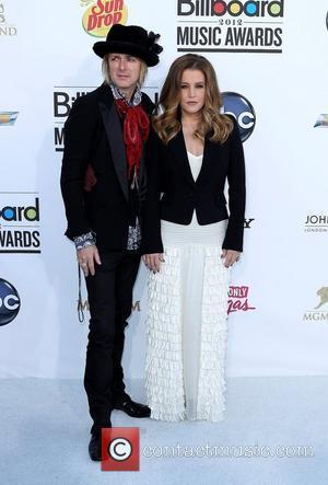 Michael Lockwood and Lisa Marie Presley