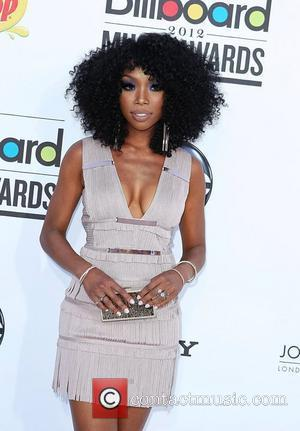 Brandy Norwood 2012 Billboard Music Awards, held at MGM Grand Garden Arena - Arrivals   Las Vegas, Nevada -...