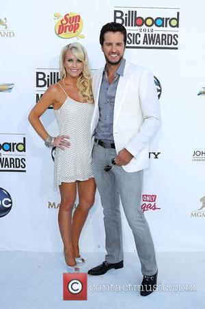 Caroline Bryan, Luke Bryan 2012 Billboard Music Awards, held at MGM Grand Garden Arena - Arrivals   Las Vegas,...