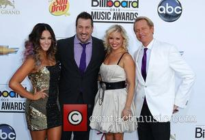 Lacey Schwimmer, Carson Kressley and Joey Fatone