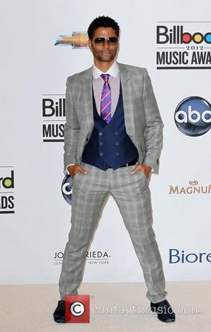 Eric Benet 2012 Billboard Music Awards, held at MGM Grand Garden Arena - Press Room  Las Vegas, Nevada -...