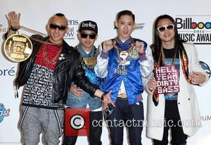 Far East Movement 2012 Billboard Music Awards, held at MGM Grand Garden Arena - Press Room  Las Vegas, Nevada...