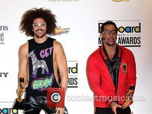 LMFAO 2012 Billboard Music Awards, held at MGM Grand Garden Arena - Press Room  Las Vegas, Nevada - 20.05.12