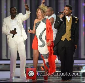 Akon and Don Omar