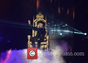 Gerardo Ortiz Billboard Latin Music Awards 2012 held at the Bank United Center - Show Miami, Florida - 26.04.12