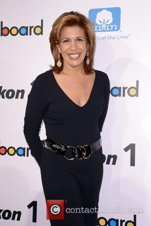 Hoda Kotb, Billboard Women In Music, Luncheon, Capitale and Arrivals New York City