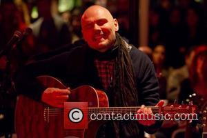 Billy Corgan Opening Tea Shop