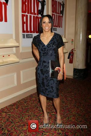 Dame Kelly Holmes 'Billy Elliot The Musical' celebrates their 7th anniversary and their 3000 performance at the West End, Victoria...