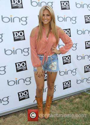 Cassie Scerbo Bing and DoSomething.org launch Bing's 'Summer of Doing' held at Lafayette Park Los Angeles, California - 01.06.12