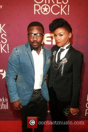 Anthony Hamilton and Honoree Janelle Monae Black Girl Rock! 2012 at The Loews Paradise Theater New York City, USA -...