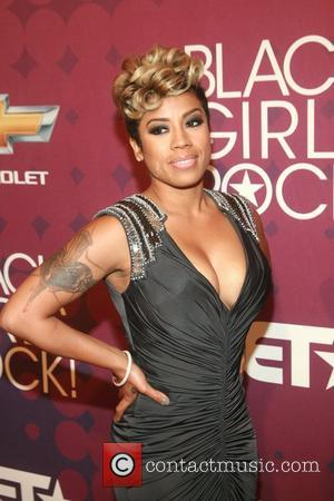 Keyshia Cole  Black Girl Rock! 2012 at The Loews Paradise Theater New York City, USA - 13.10.12