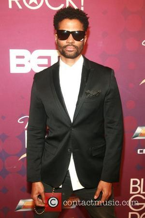 Eric Benet Black Girl Rock! 2012 at The Loews Paradise Theater New York City, USA - 13.10.12